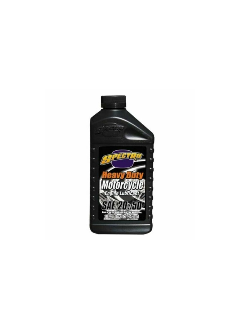 Aceite SPECTRO heavy duty 20w 50 mineral