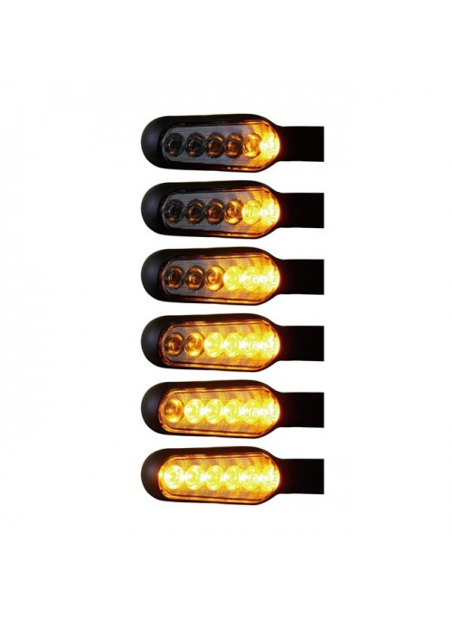 Intermitente d-light led secuencial